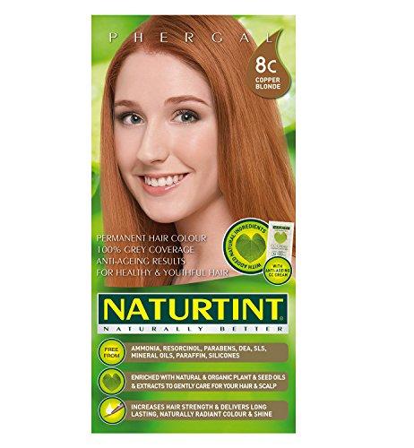 Naturtint Copper Blonde Hair Color (8C) (haarfarben)