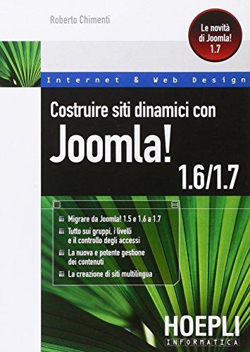 Costruire siti dinamici con Joomla! 1.6-1.7