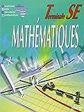 Mathématiques, terminale SE