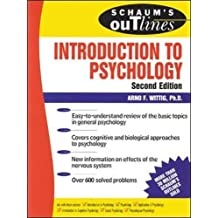 Schaum's Outline of Introduction to Psychology (Schaum's Outlines)