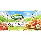 Valfrutta - Gran Cubetti, Polpa Di Pomodoro Senza Glutine, 400g (Confezione da 3)