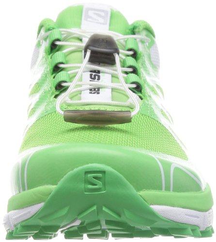 Salomon Sense Pro Women's Chaussure Course Trial Blanc