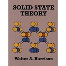 Solid State Theory (Dover Books on Physics)