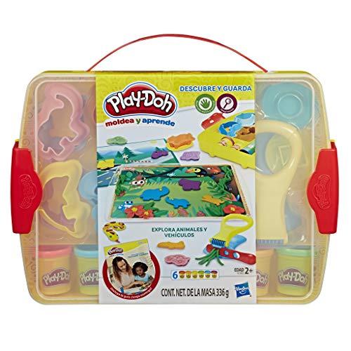 Play-Doh - Crea y Guarda Hasbro E1955105
