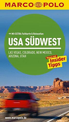 Preisvergleich Produktbild MARCO POLO Reiseführer USA Südwest, Las Vegas, Colorado, New Mexico, Arizona: Utah