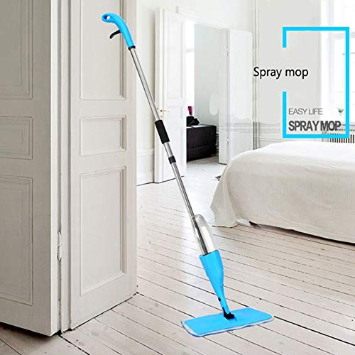 Fgvbwe4r magic spray mop panno in microfibra per pavimenti finestre clean mop home cucina bagno strumenti di pulizia dedicati