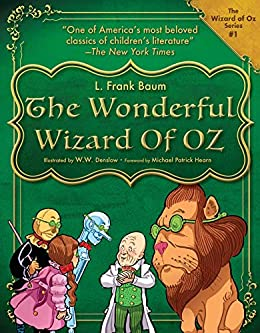 The Wonderful Wizard of Oz (The Wizard of Oz Series) (English ...