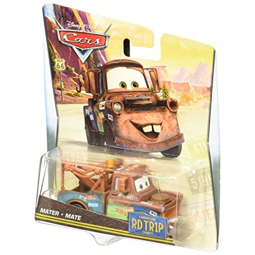 Disney/Pixar Cars, Carburetor County Road Trip, Mater Die-Cast Vehicle 1