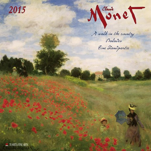 Claude Monet - a Walk in the Country 2015 (Fine Arts)