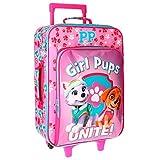 Paw Patrol Girls Pups Kindergepäck, 50 cm, 26 liters, Rosa