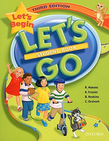 Carolyn Graham - Let's Begin, Let's Go : Student