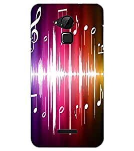COOLPAD NOTE 3 MUSIC Back Cover by PRINTSWAG