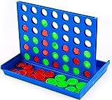 Spiel 'Vier in einer Reihe' - in farbiger Box ca. 15x10cm