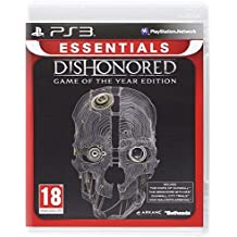 Dishonored Game Of The Year Edition(Essentials) PS3