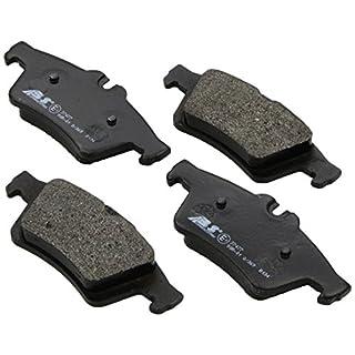 ABS All Brake Systems bv 37477 Bremsbeläge - (4-teilig)