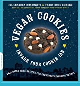 Vegan Cookies Invade Your Cookie Jar: 100 Dairy-Free Recipes for Everyone's Favorite Treats by Isa Chandra Moskowitz (2009-11-10)