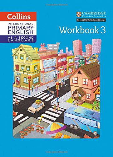 Cambridge Primary English as a Second Language Workbook: Stage 3 par Jennifer Martin