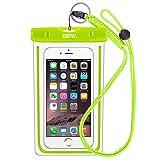 EOTW IPX8 Handyhülle Wasserdicht, Handy Wasserschutzhülle Kompatibel mit iPhone XR/6 Plus/SE,...