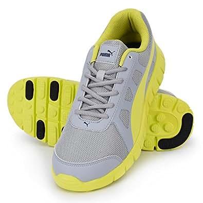 Puma Men's Quarry-Nrgy Yellow Running Shoes-10 UK/India (44.5 EU) (19163704)