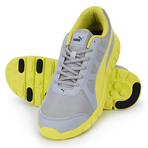 Puma Men's Quarry-Nrgy Yellow Running Shoes-7 UK/India (40.5 EU) (19163704)