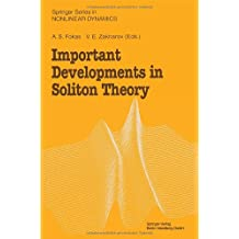 Important Developments in Soliton Theory (Springer Series in Nonlinear Dynamics)