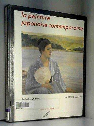 La peinture japonaise contemporaine de 1750 à nos jours