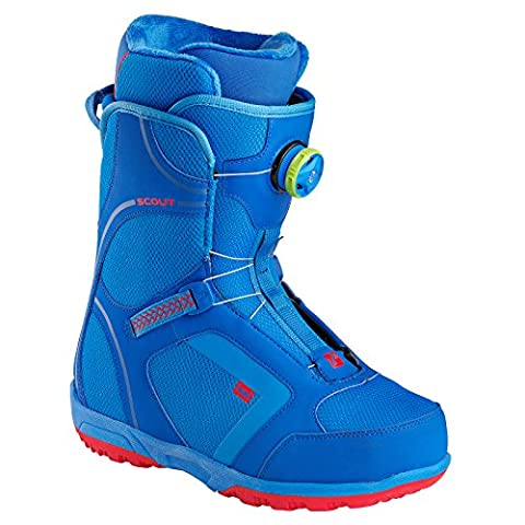 Head Erwachsene Scout Pro Boa Snowboard Boots, Blue, 45