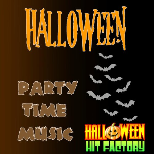 Halloween Party Time Music (Factory Halloween-party Music)