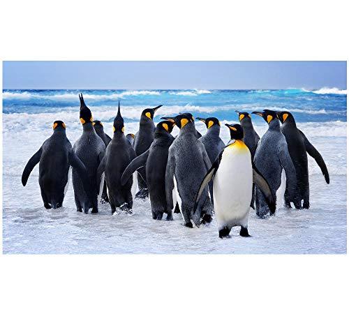 Mucert Eine Gruppe Von Pinguinen Tier 1000 Puzzleteile Aus Holz Home Office Schlafzimmer Dekoration Geburtstagsüberraschung Wandkunst