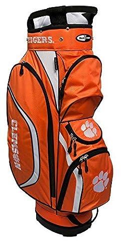 Team Golf Clemson Tigers Clubhouse Cart Bag by Team Golf