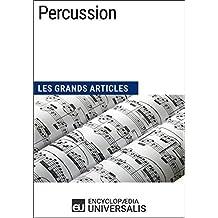 Percussion: Les Grands Articles d'Universalis