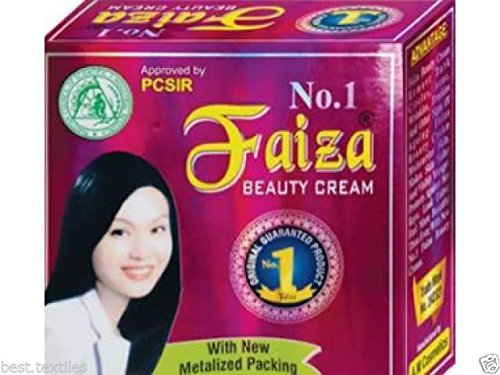 Original Faiza Beauty Face Cream Cleans Pimples Wrinkles Marks FREE SHIPPING
