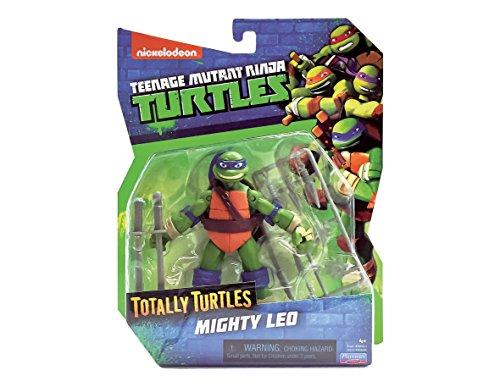 Turtles tuaa0201Völlig Turtles Brothers Mighty Leo Figur (Ninja Mutant Turtle)
