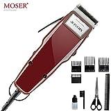 Moser 1400-0278 Tagliacapelli Professionale a Rete con Accessori immagine