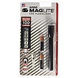 Maglite 2-Cell AAA Mini Maglite Flashlight Black SP32016