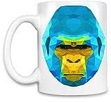 Gorilla head Tazzina da caffè