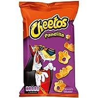 Cheetos Pandilla - Producto de aperitivo frito con sabor a queso - 75 g