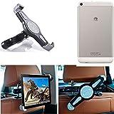 K-S-Trade Tablethalterung für Huawei MediaPad T1 7.0 3G KFZ Kopfstützen Halterung 360° Auto Sitzhalterung Headrest Holder Hal