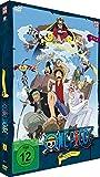 DVD Cover 'One Piece - 2. Film: Abenteuer auf der Spiralinsel [Limited Edition]