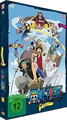 One Piece - 2. Film: Abenteuer auf der Spiralinsel [Limited Edition]