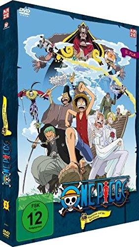 One Piece - 2. Film: Abenteuer auf der Spiralinsel