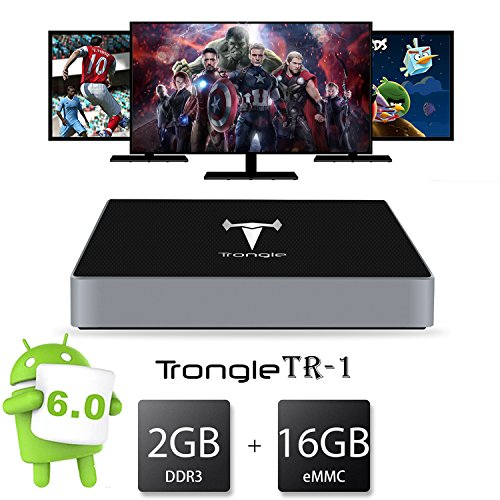 Newest Amlogic S912 Processor, SEGURO TR-1 2G/16G 4K Android