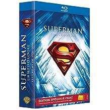 Superman - L'Anthologie - 5 Films - Blu-Ray - Edition Spéciale - Blu Ray