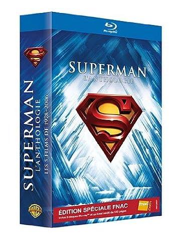 Superman - L'Anthologie - 5 Films - Blu-Ray - Edition
