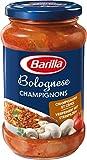 Barilla Bolognese mit Champignons und Steinpilzen