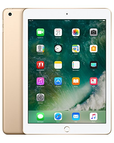 "Apple iPad 32GB Gold tablet - tablets (24.6 cm (9.7""), 2048 x 1536 pixels, Multi-touch, 264 ppi, Apple, A9)"