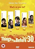 Things To Do Before  You're 30 [Import anglais]