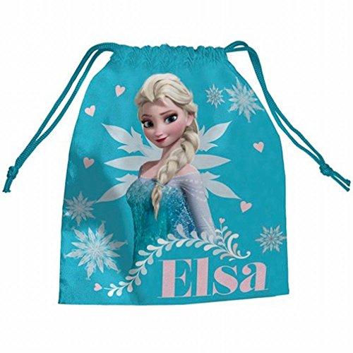 Bolsa saco con cordones de Frozen Disney