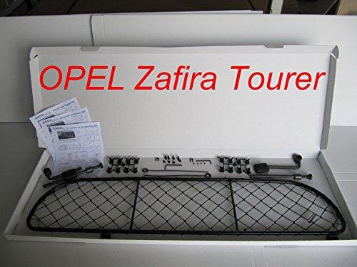 ERGOTECH Trennnetz Trenngitter Hundenetz Hundegitter RDA65-M für OPEL Zafira Tourer ab BJ 2011