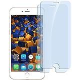 2x mumbi ECO Panzerfolie für iPhone 7 Hartglas Glasfolie 9H